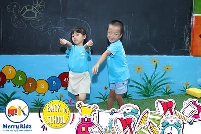 Merry Kidz   Back to School instant print photo booth in Ho Chi Minh City   Chụp hình in ảnh lấy liền sự kiện Khai giảng năm học mới   Photobooth Saigon