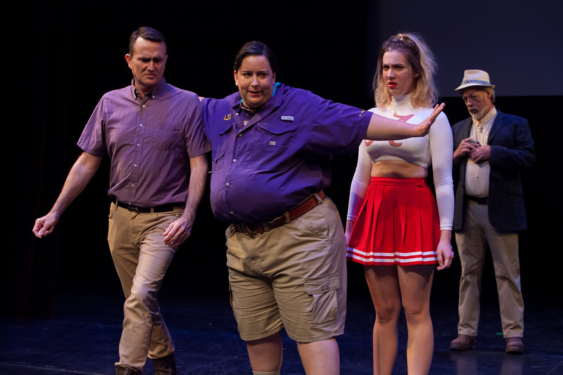 Acting Up - Merry Wives