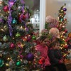 Crowds filled Marine City Dec. 7 to take place in the city's annual Merrytime Christmas event.