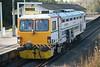 Tamper <br /> <br /> 73916 <br /> <br /> Sits in the Platform at Bidston