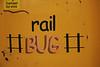 Rail Bug Logo <br /> <br /> on back of 911132-7