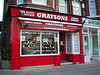 Graysons of Ainsdale top Bakers does awesome Pastys and pies of various sorts and only 1 min walk from Rail crossing