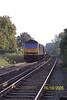 60 055<br /> <br /> Sits just down from Hall Road Station with a rake of MRA Bogie Side Tipping Ballast Wagons <br /> <br /> 16th Oct 2005