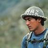 Zabaletta, un de nos muletiers dans la Cordillère Blanche - Ancash - Pérou