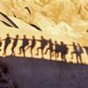 Photo de groupe - Un peu d'humour dans la vallée Rouge - Cappadoce - Turquie