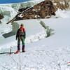 Pascal au Mont Rose - Valais - Suisse
