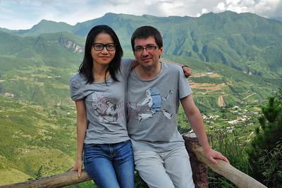 Col Yarla Namtse - Emma (Shuangyu) et Frédéric - Chine