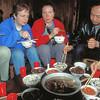 Repas de mariage Dong - Guizhou - Chine