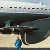 Pascal et le sous-marin - Saint-Pétersbourg - Russie
