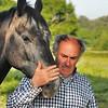 Le père d'Emilie et l'un de ses champions - La Petite Bérais - Loire-Atlantique - France