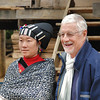 Ban Hon - Notre hôtesse Lü et Bernard - Lao Chau - Vietnam