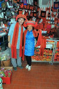 Jinxui - Quelques accessoires Yao - Guangxi - Chine