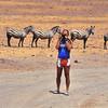 Parc du N'gorongoro - Jean-Paul, drôle de zèbre ? - Arusha - Tanzanie