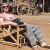 Pascal au repos - Lac Inle - Etat Shan - Birmanie