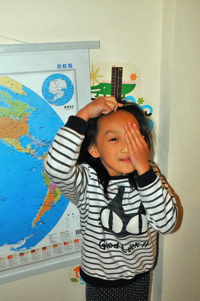 Kunming - Les facéties de Nini, la fille de Yangze - Yunnan - Chine