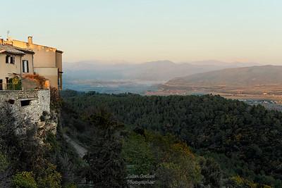 20-11-2005 Alpes de Hte Provence Val de Durance depuis Lurs