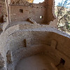 Kiva in the foreground.