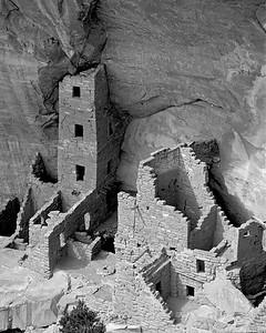 Pueblo of the Anasazi