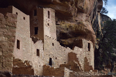 Cliff Palace Towers