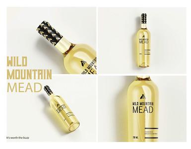 """""""Wild Mountain Mead"""" by Josalin Hepler"""