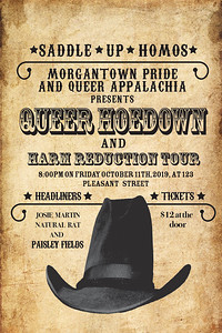 """Queer Hoedown"" by Cassandra Perry"