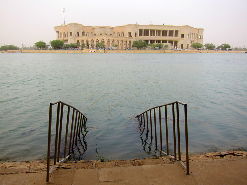Al-Faw Palace -- © Brandon Lingle