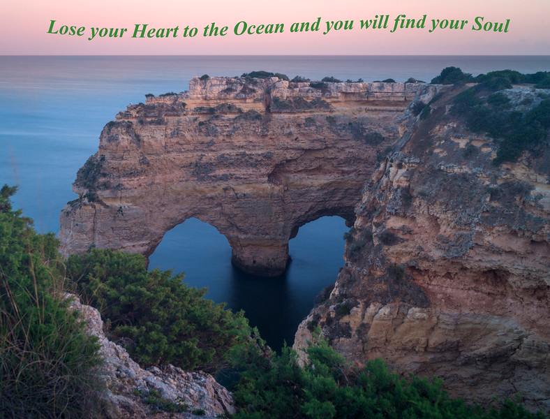Lose your Heart to the Ocean and you will find your Soul Messagez.com