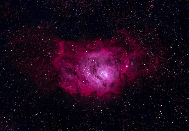 M8 - Lagoon Nebula