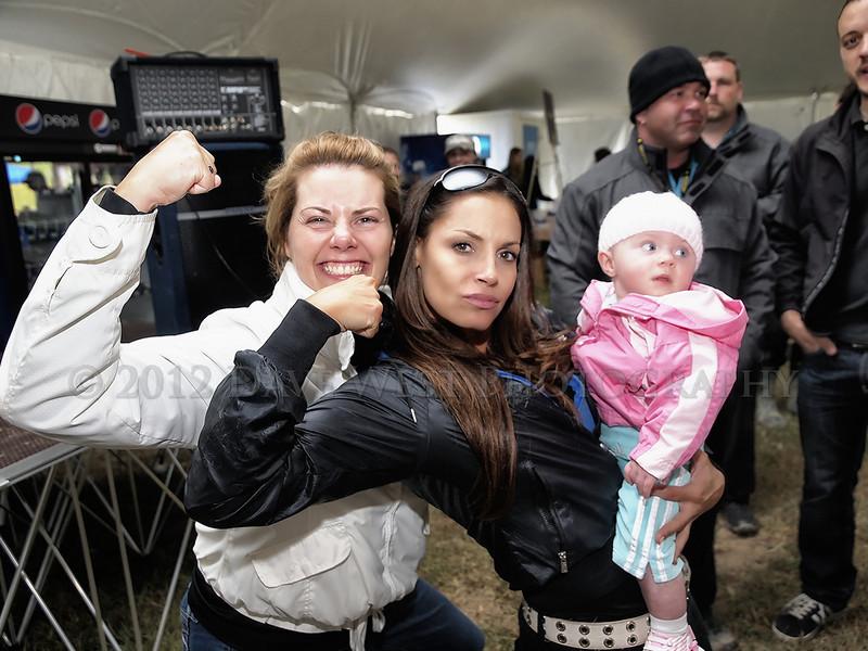 Trish Stratus and Team Stratusphere at Met Con Blue 2012   040
