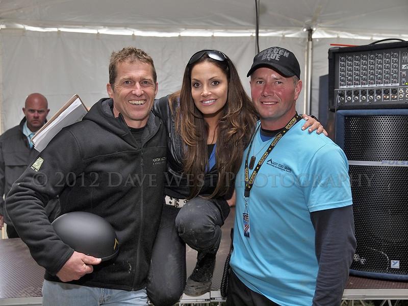 Trish Stratus and Team Stratusphere at Met Con Blue 2012   027