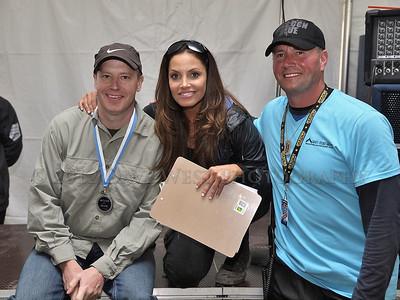 Trish Stratus and Team Stratusphere at Met Con Blue 2012   030