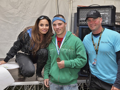 Trish Stratus and Team Stratusphere at Met Con Blue 2012   036
