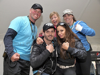 Trish Stratus and Team Stratusphere at Met Con Blue 2012   006