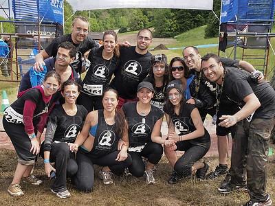 Trish Stratus and Team Stratusphere at Met Con Blue 2012   011