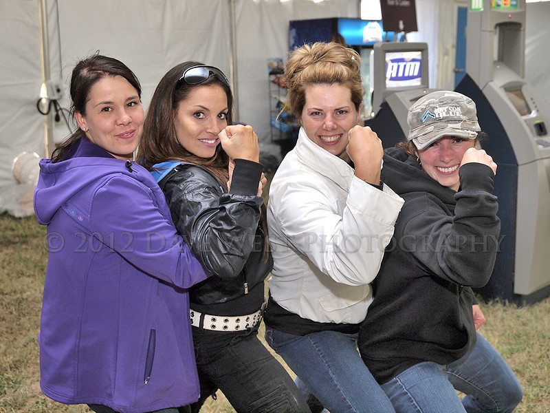 Trish Stratus and Team Stratusphere at Met Con Blue 2012   042