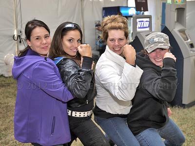 Trish Stratus and Team Stratusphere at Met Con Blue 2012   042