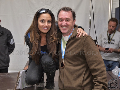 Trish Stratus and Team Stratusphere at Met Con Blue 2012   029