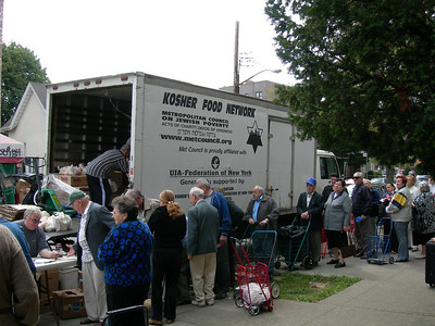 Kosher Food Distribution