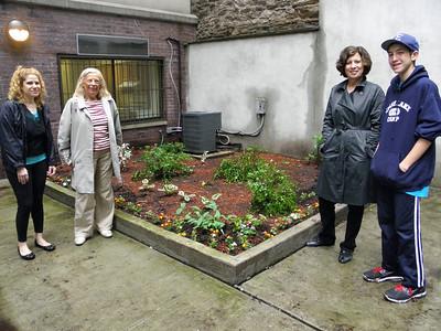 Volunteer Gardening Project