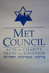 Met Council Acts of Charity Deeds of Kindness 22 March 2012 Hudson Terrace, NYC