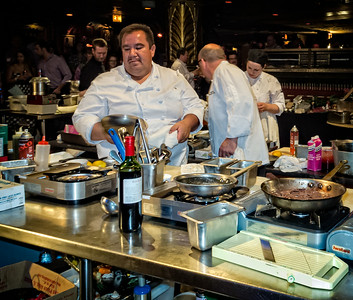 Sous Chef Metropolitan Club Chicago Metal Chef Competition House of Blues Chicago