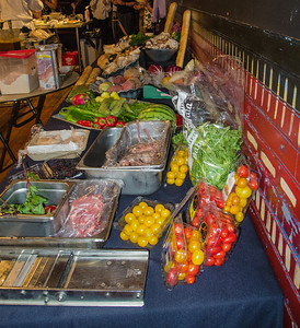 Metal Chef Competition House of Blues Chicago The Ingredients