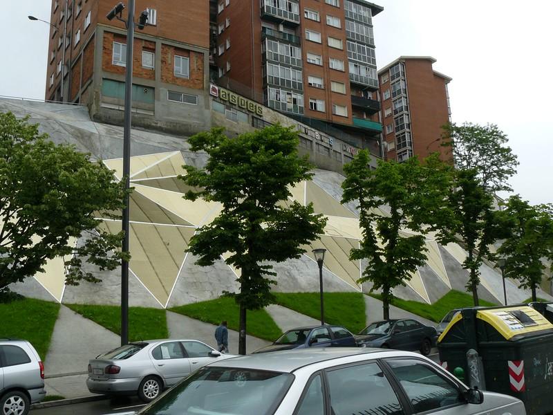 JustFacades.com Talud J Galindez-Idom-Bilbao-aluminio Expandido anodizado-Fachadas-envolventes-decoracion urbana- (9).JPG