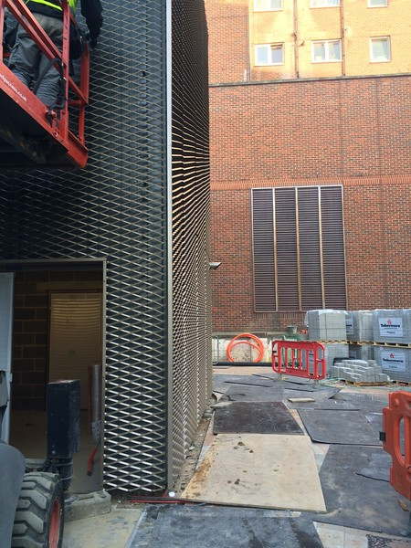 JustFacades.com Imar Expanded Mesh PPC Coated Sheppards Bush Road (9).jpg