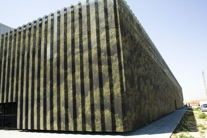 JustFacades.com Aceites Urzante-Tudela-Navara-cuidad agroalimentaria-grafismo-perforado-fachada-pintado-76.jpg