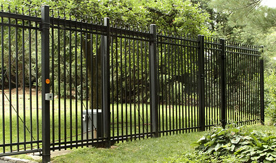 177 - 468775 - Greenwich CT - Iron World Fence