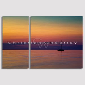 Florida Keys diptych
