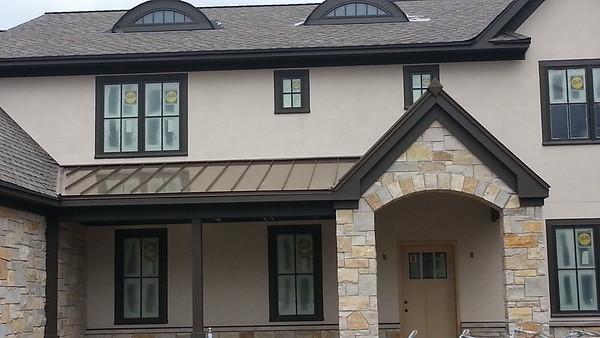 Metal Roofing Pella Windows Installation - Deerfield IL