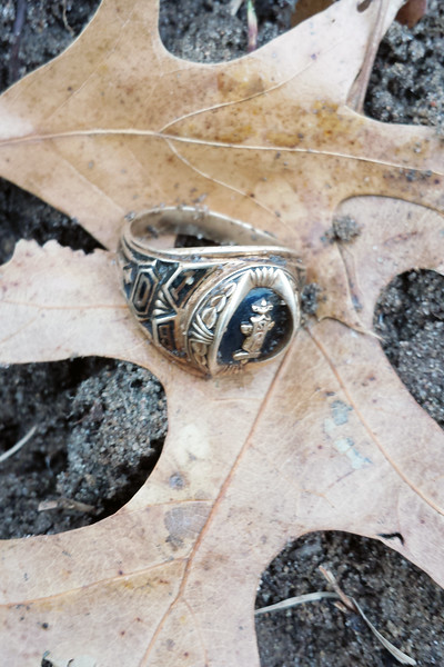 1973 Men's St. Francis HS -  Found the owner and returned the ring.  Great story.