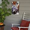 These metal prints are perfect for adding artwork to your deck, patio, or any outdoor settings.